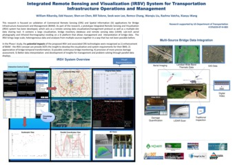 PDF | Integrated Remote Sensing and Visualization (IRSV) System for