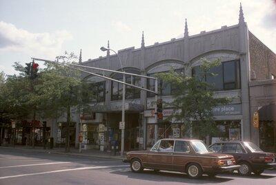 Image | Coolidge Corner, general view of Arcade Building